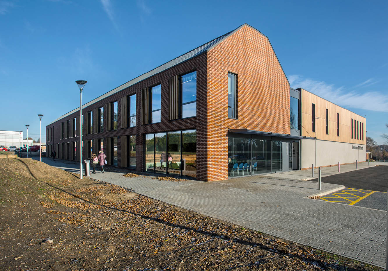 Designcubed Architects Beaumont School StAlbans 11