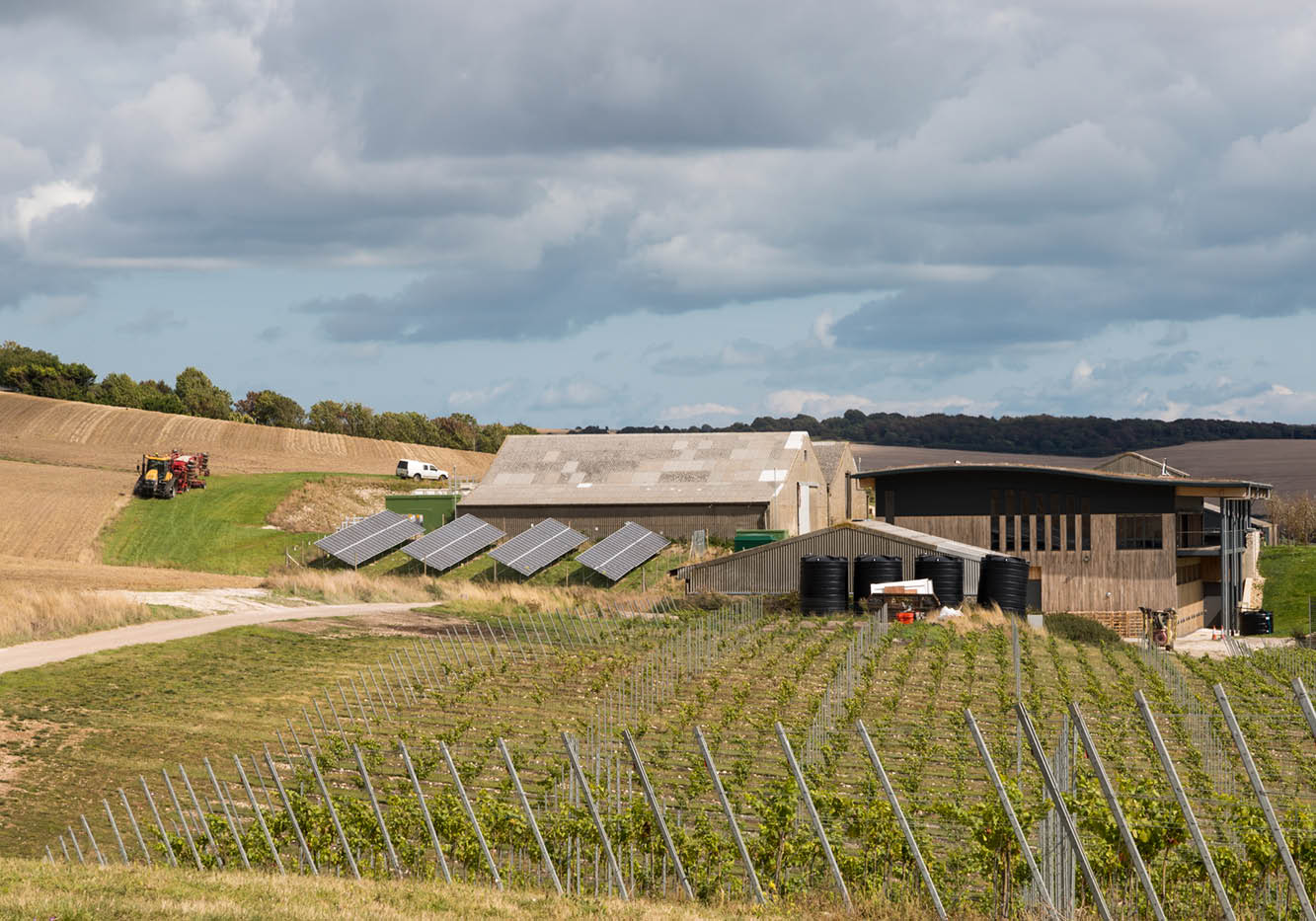 Designcubed Architects Rathfinny Winery