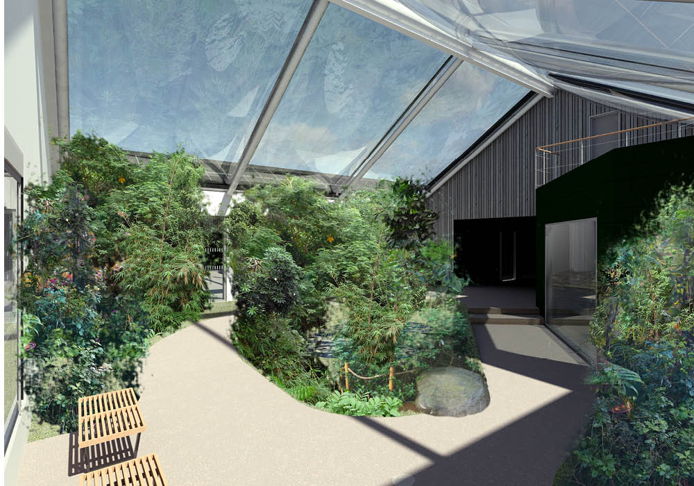 Designcubed Architects Shuttleworth College Animal Centre 10