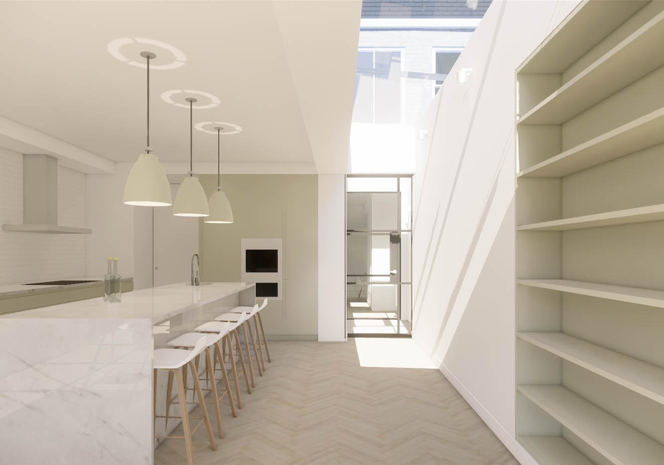 Designcubed Architects West Dulwich Refurb