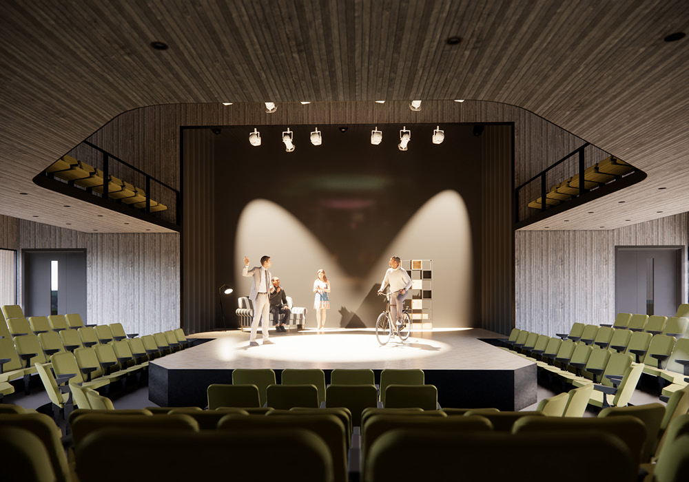 Designcubed Architects Academy Theatre4