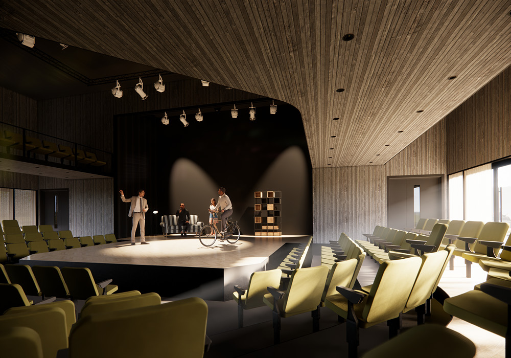 Designcubed Architects Academy Theatre6