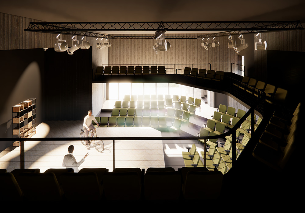 Designcubed Architects Academy Theatre7