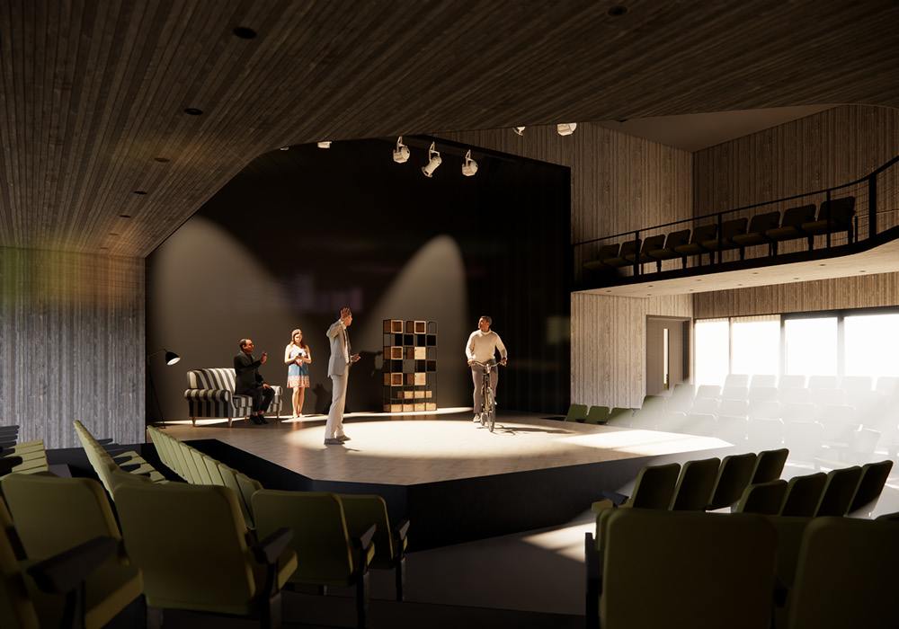 Designcubed Architects Academy Theatre8