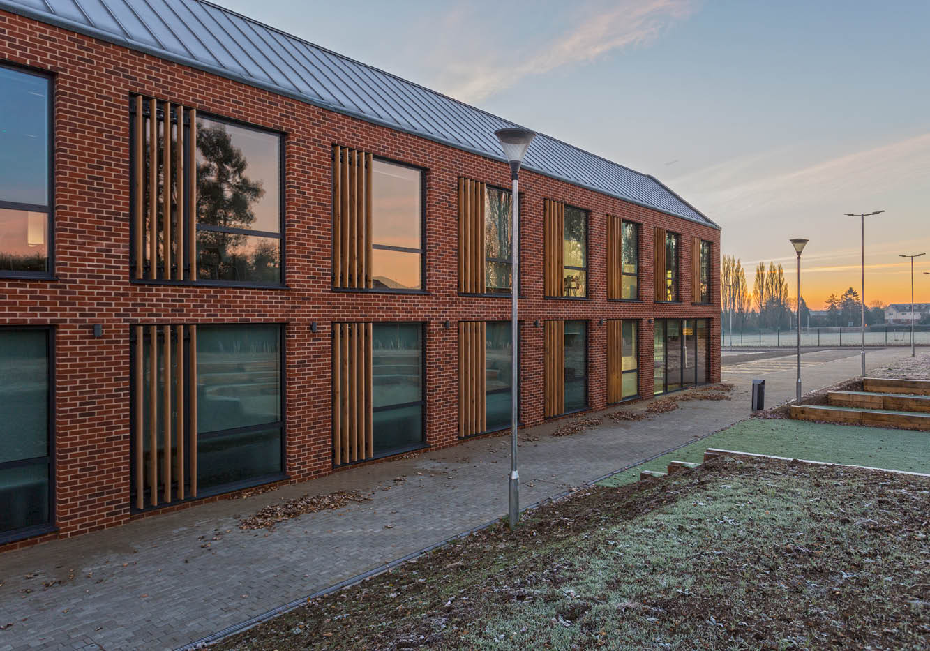 Designcubed Architects Beaumont School StAlbans 10