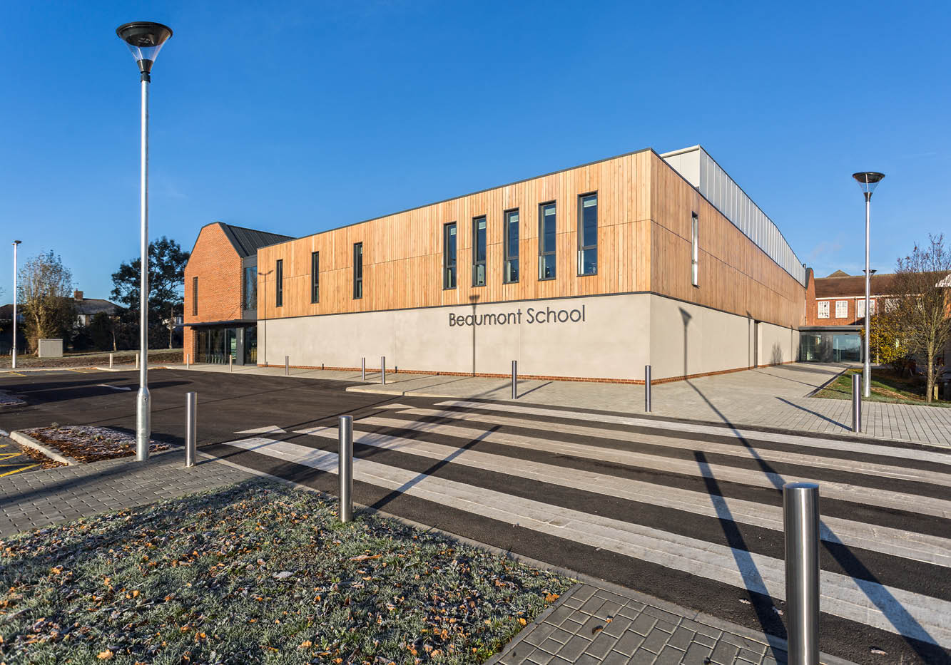 Designcubed Architects Beaumont School StAlbans 12