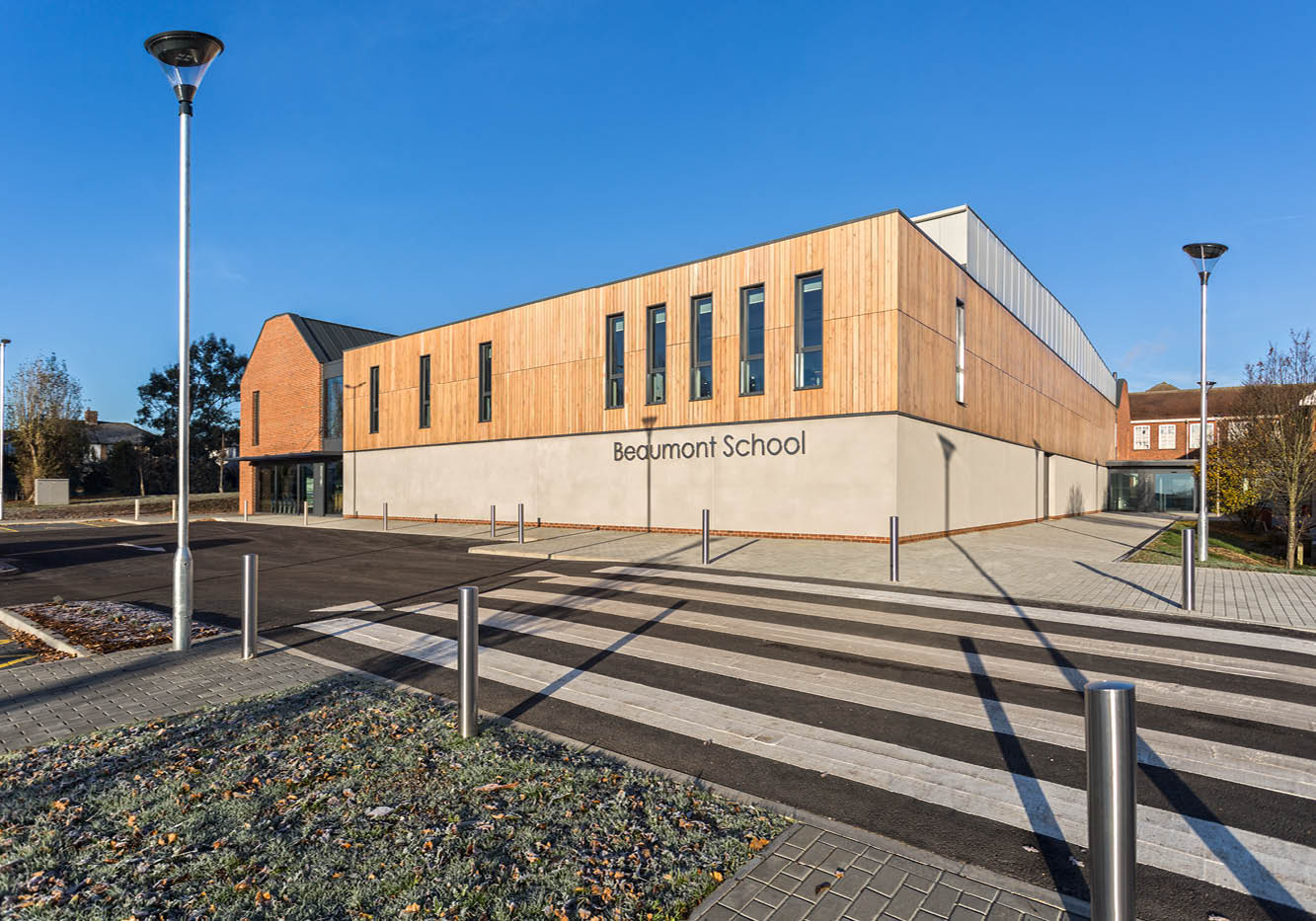 Designcubed Architects Beaumont School StAlbans 4