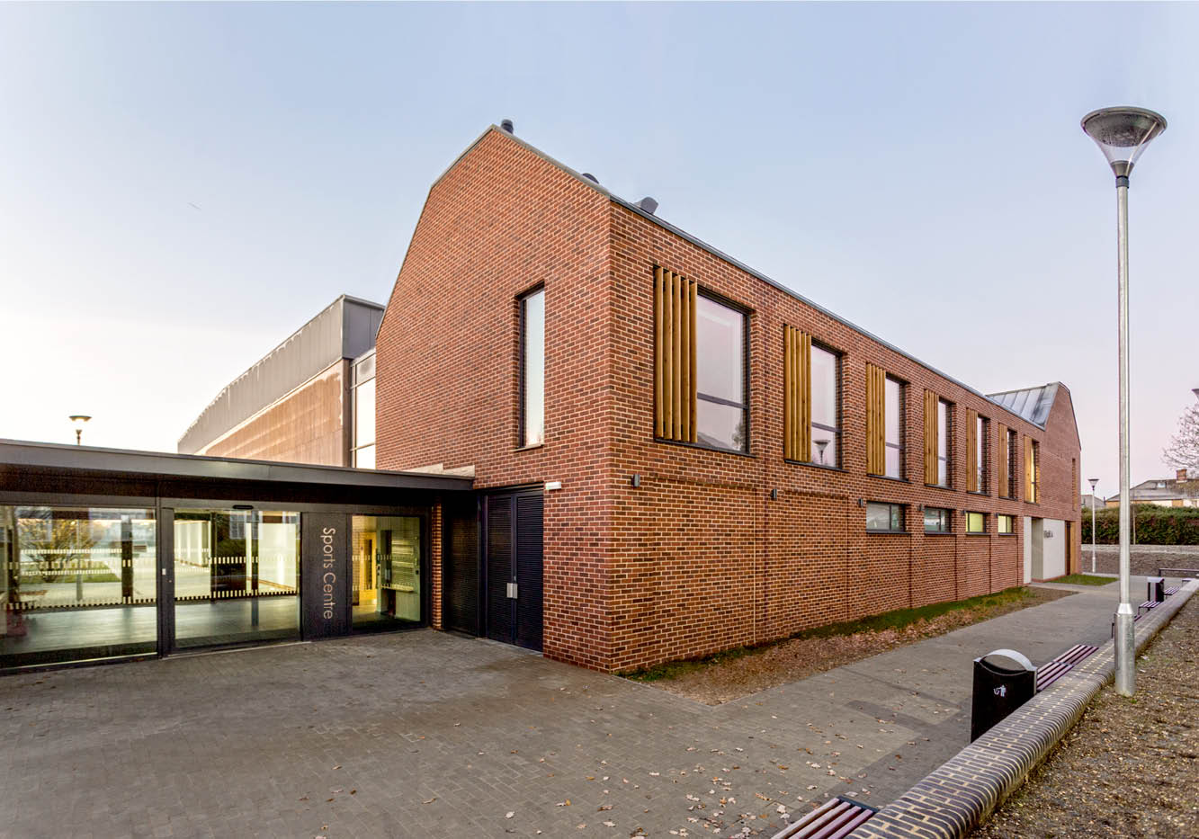 Designcubed Architects Beaumont School StAlbans 8