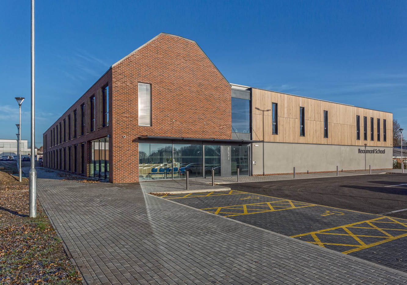 Designcubed Architects Beaumont School StAlbans 9