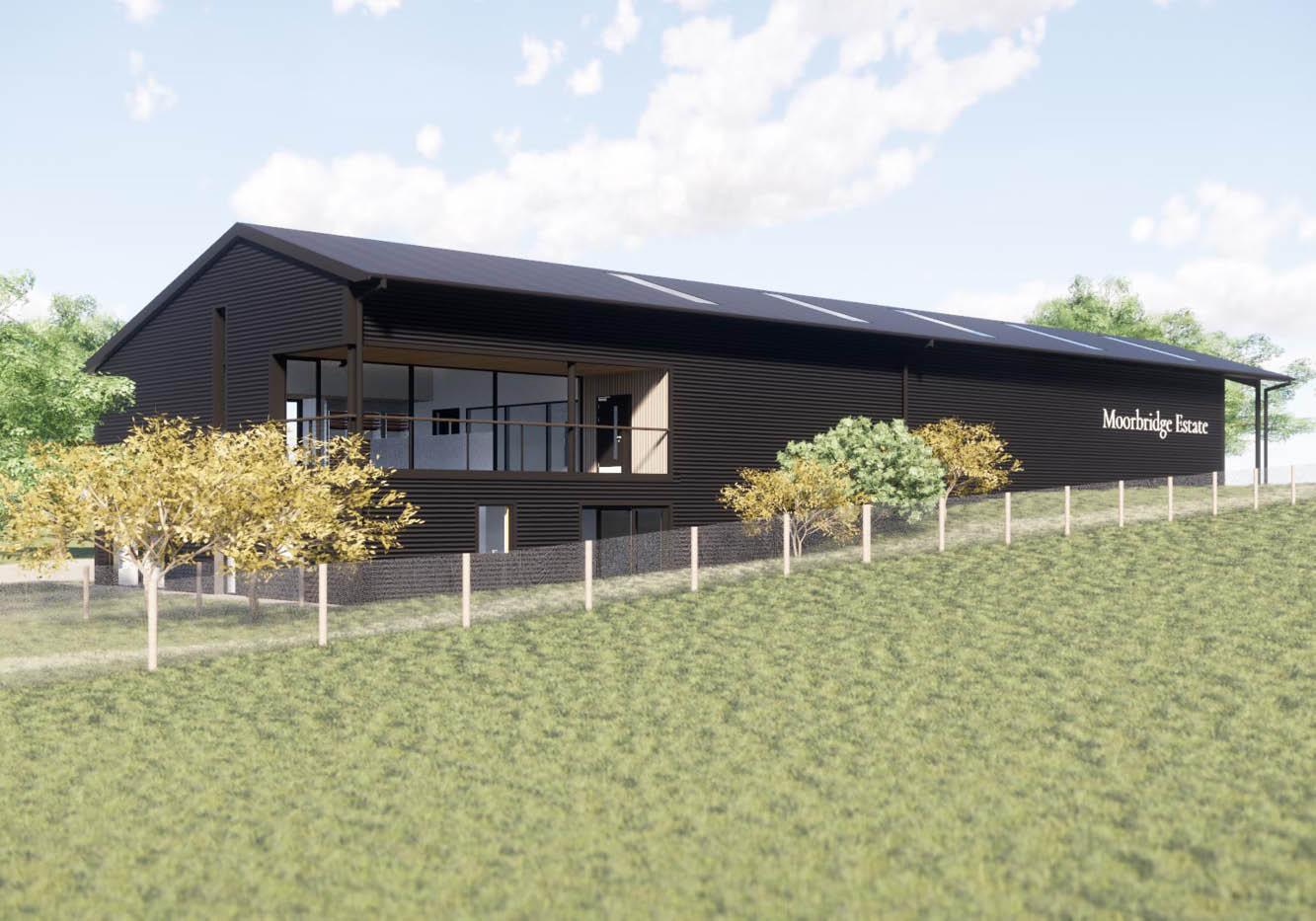 Designcubed Architects Berkshire Winery 8