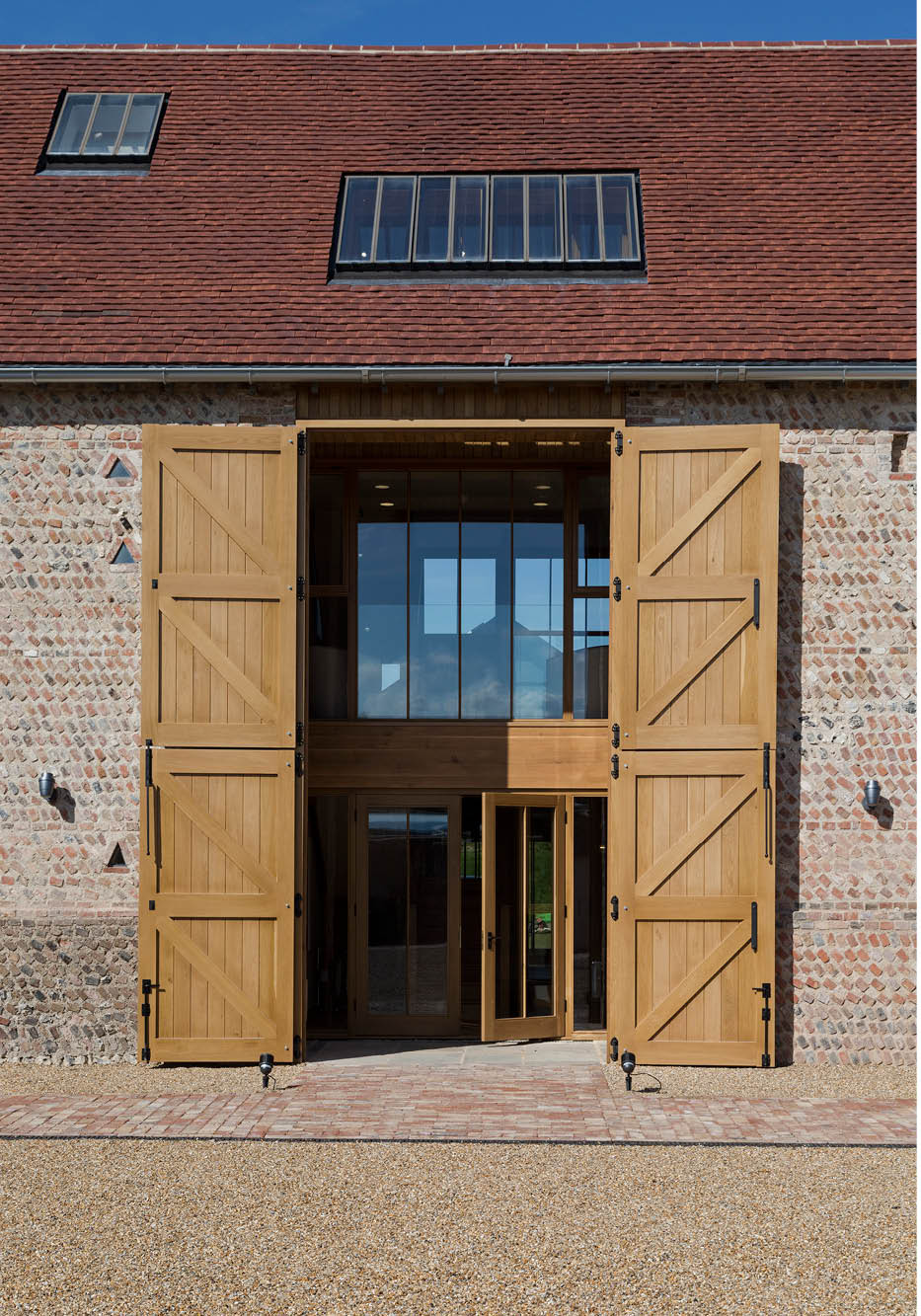 Designcubed Architects Flint Barn 15