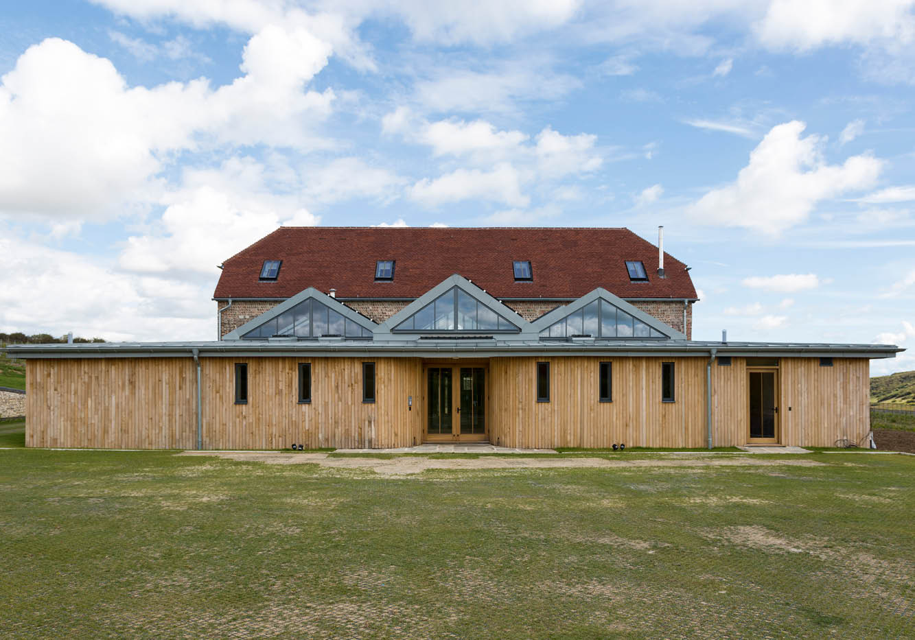 Designcubed Architects Flint Barn 7