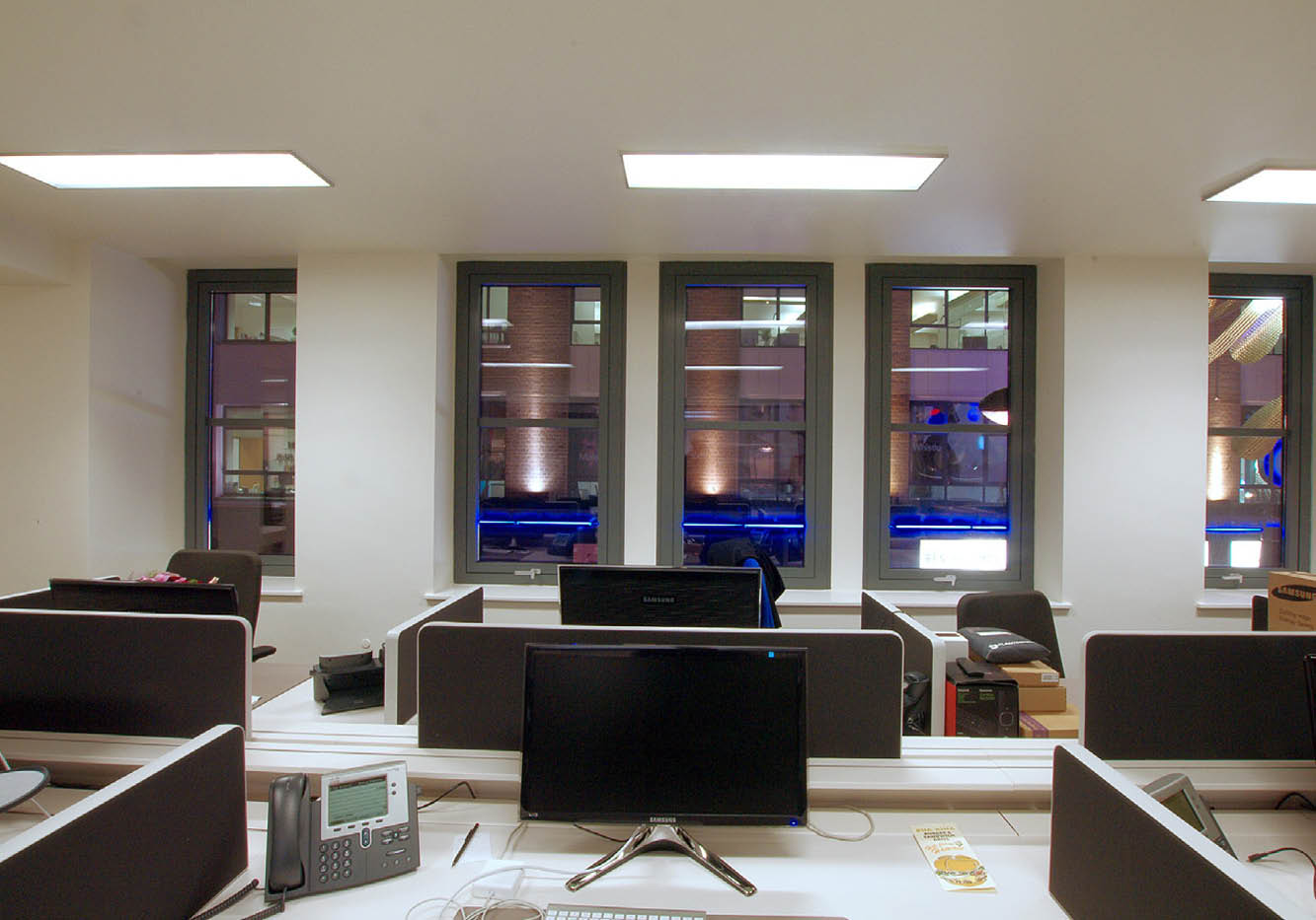 Designcubed Architects London W1 Office Refurb 5