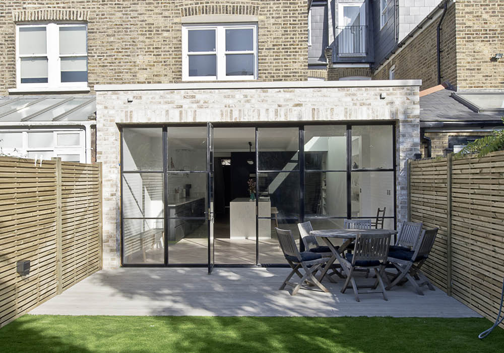 Designcubed Architects North Dulwich Clive Road5