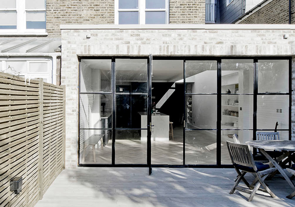 Designcubed Architects North Dulwich Clive Road8b