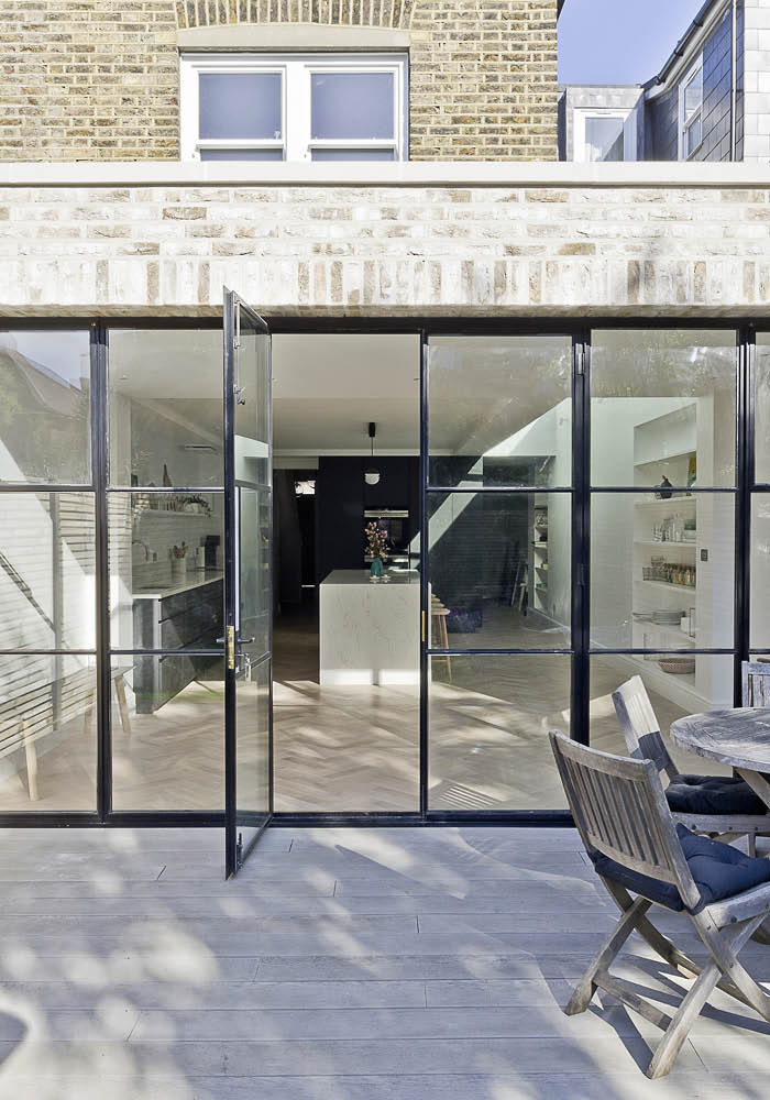Designcubed Architects North Dulwich Clive Road9