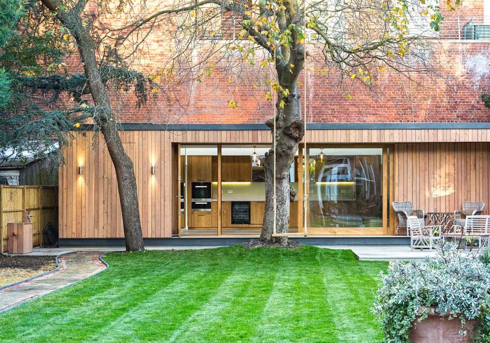 Designcubed Architects Putney Garden Pavillion 6