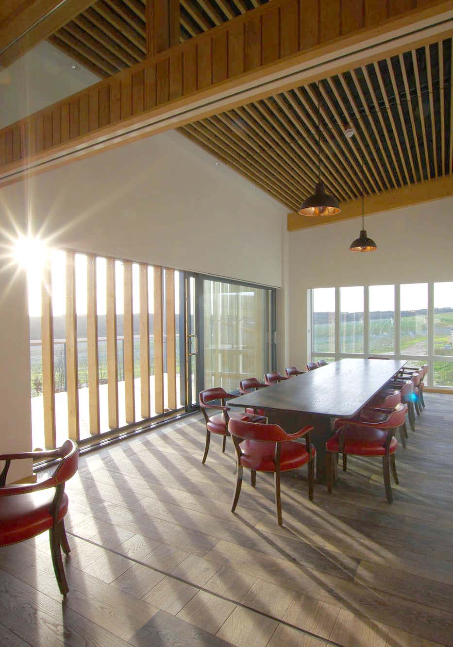Designcubed Architects Rathfinny Winery 23
