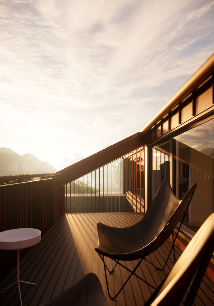 Designcubed Architects Rooftop Extension13
