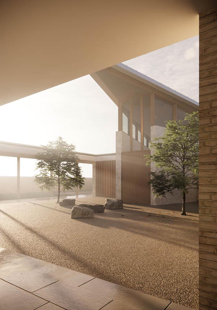 Designcubed Architects Thurrock Crematorium11