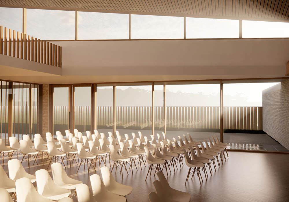 Designcubed Architects Thurrock Crematorium6