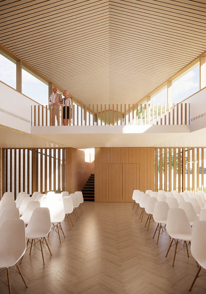 Designcubed Architects Thurrock Crematorium9