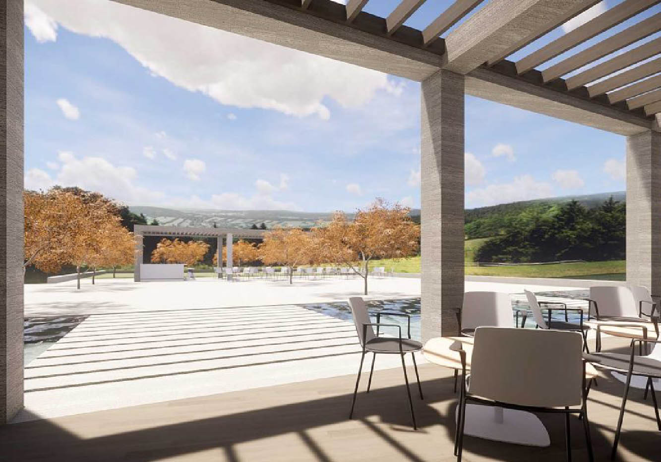 Designcubed Architects Tuscany Winery 1 1