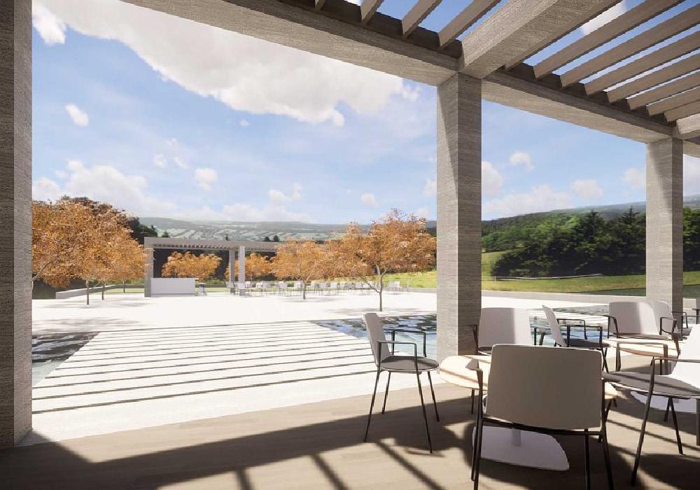 Designcubed Architects Tuscany Winery 2 1