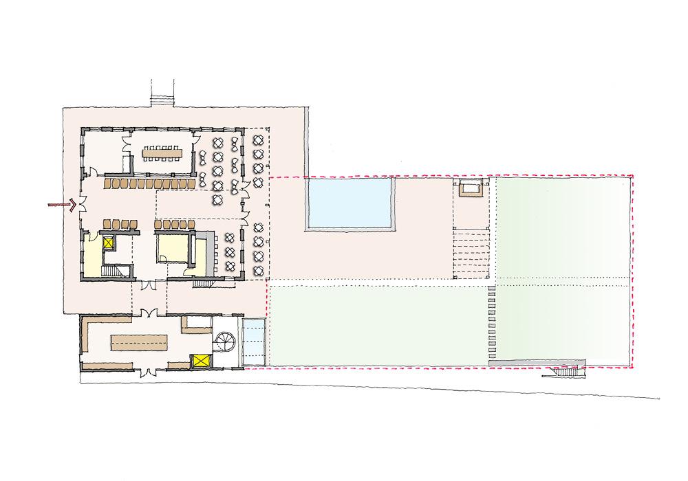 Designcubed Architects Tuscany Winery 3 1