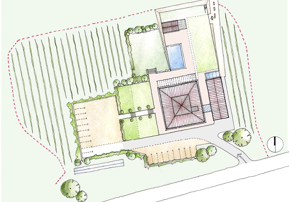 Designcubed Architects Tuscany Winery 5 2
