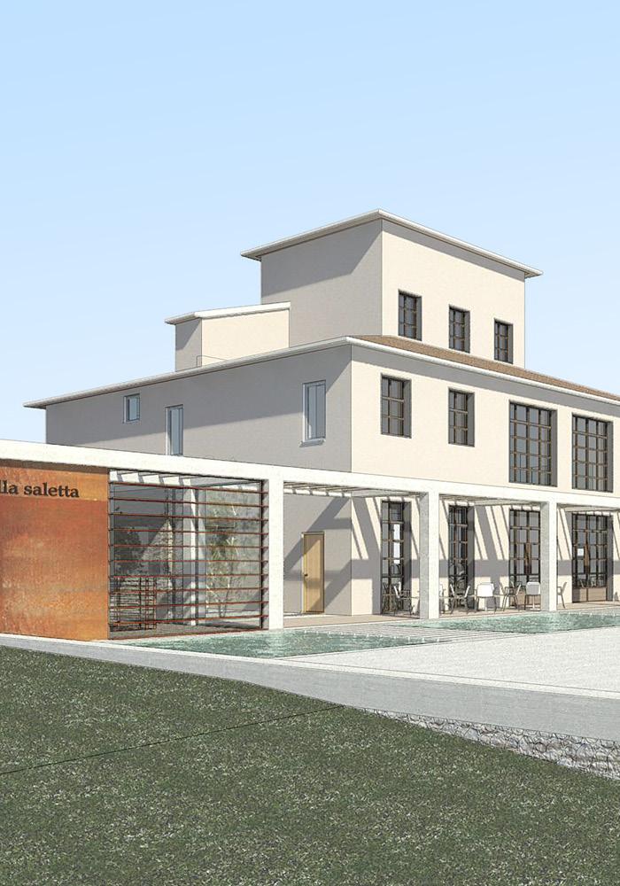 Designcubed Architects Tuscany Winery 6