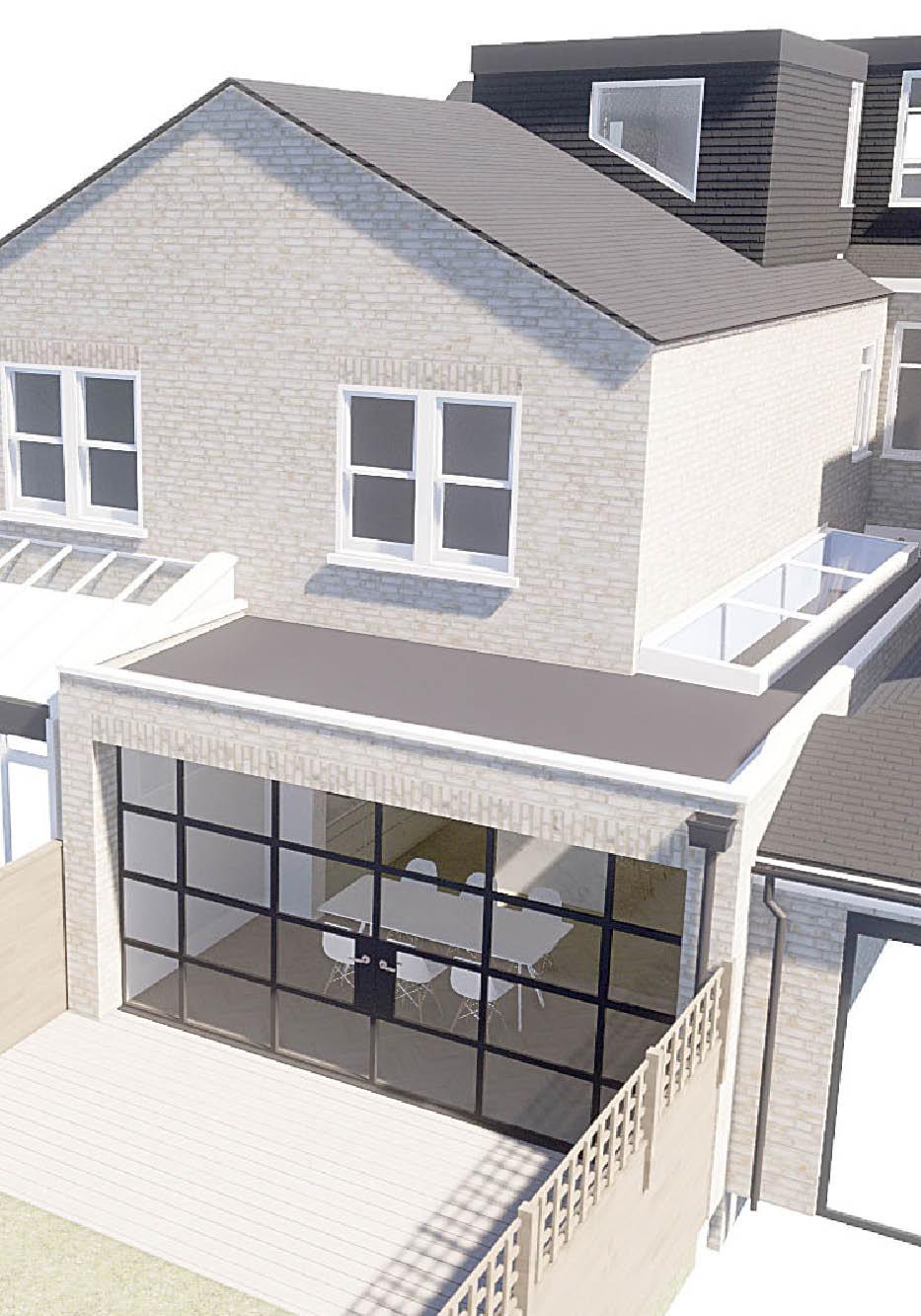 Designcubed Architects West Dulwich Refurb10