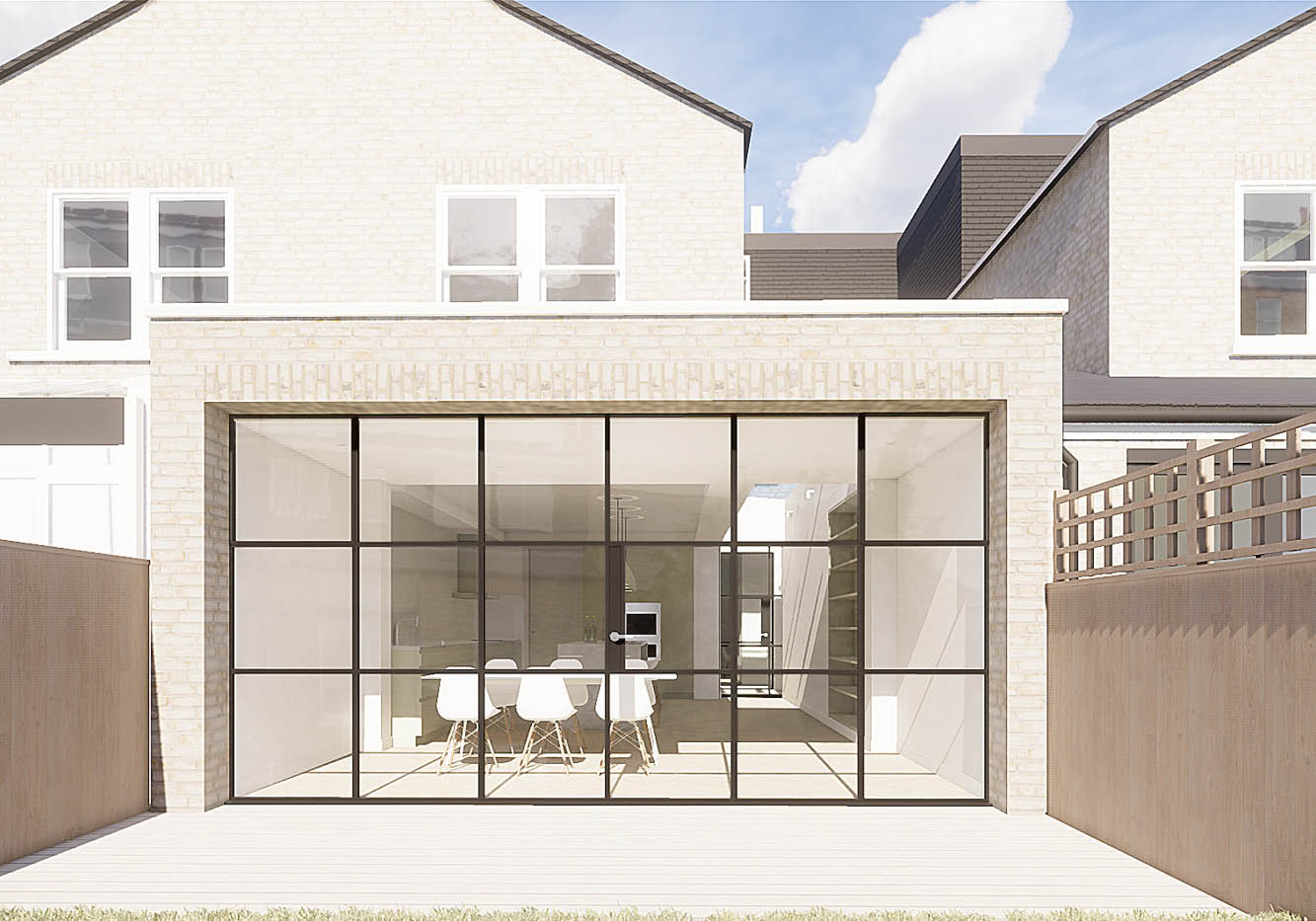Designcubed Architects West Dulwich Refurb2