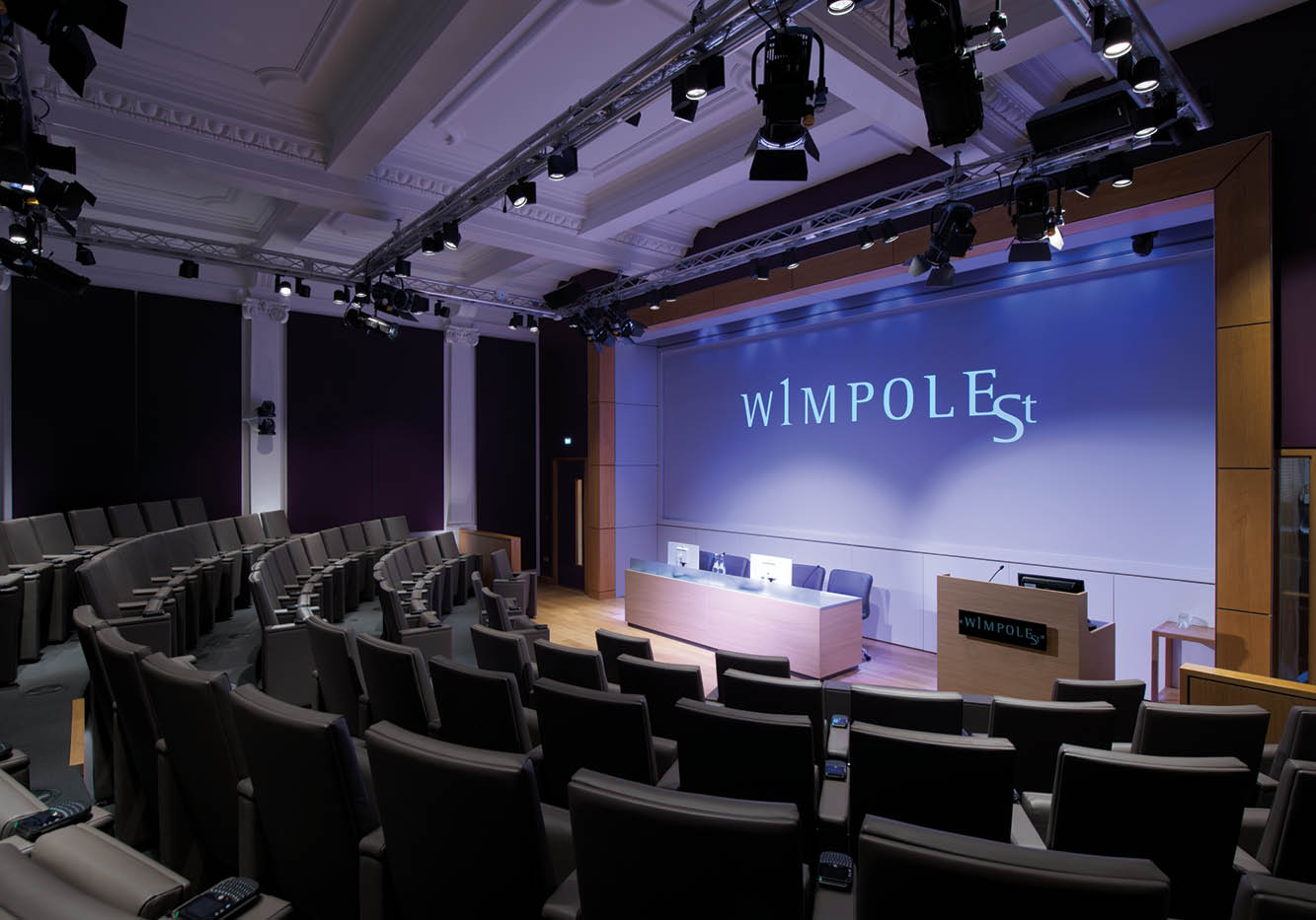 Designcubed Architects Wimpole Street Royal Society of Medicine