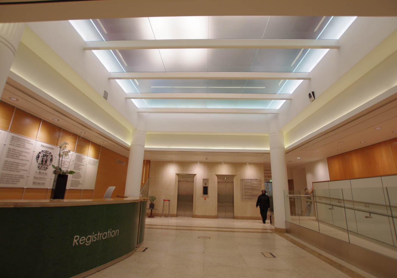 Designcubed Architects Wimpole Street Royal Society of Medicine 12