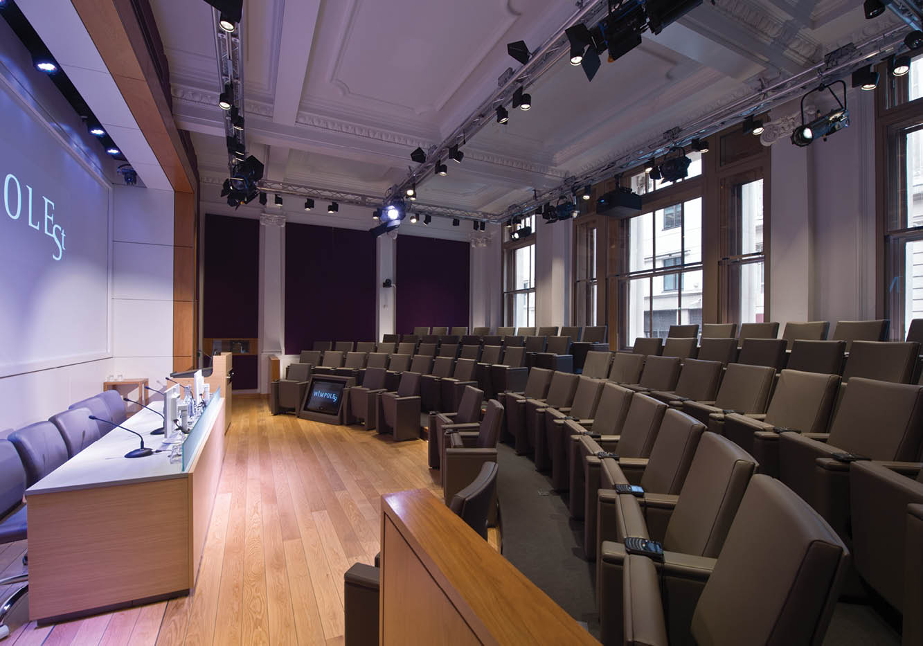 Designcubed Architects Wimpole Street Royal Society of Medicine 3